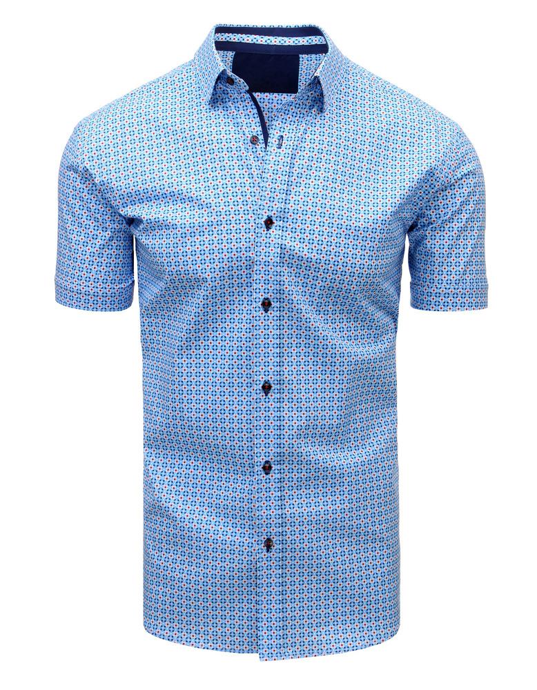 Pánska košeľa modrá