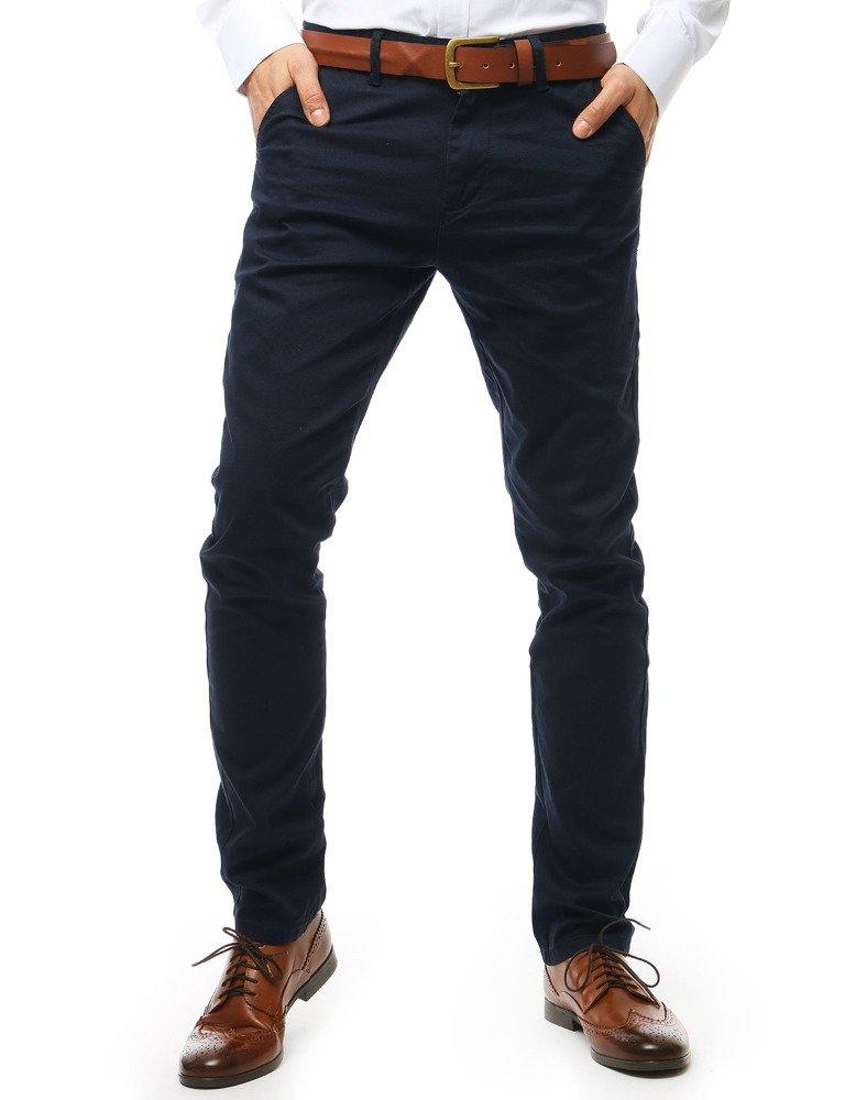 Pánske nohavice modré
