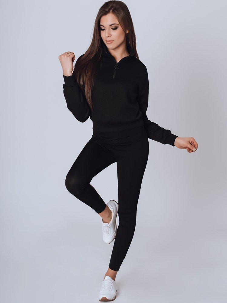 Bluza damska MONNE czarna BY0794
