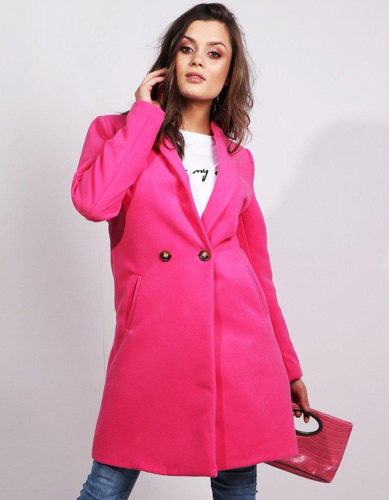 Dámsky ružový kabát TRINI (ny0223)