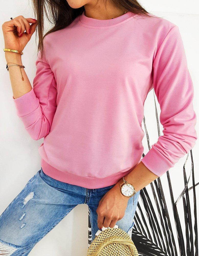 Bluza damska CARDIO różowa BY0432
