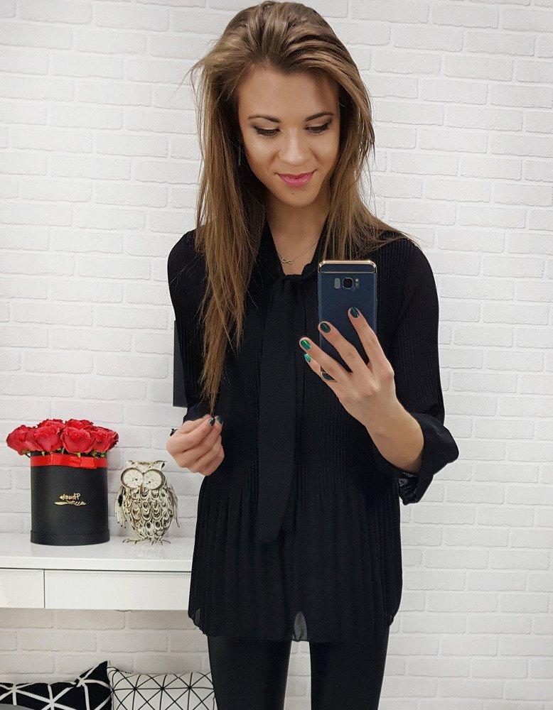 Bluzka damska GRUMOSSO czarna RY0506