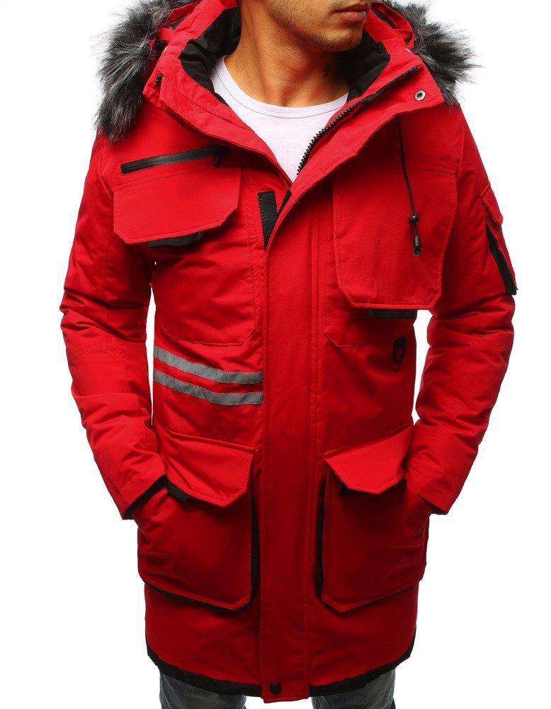 Štýlová zimná bunda pre pánov (tx2354)