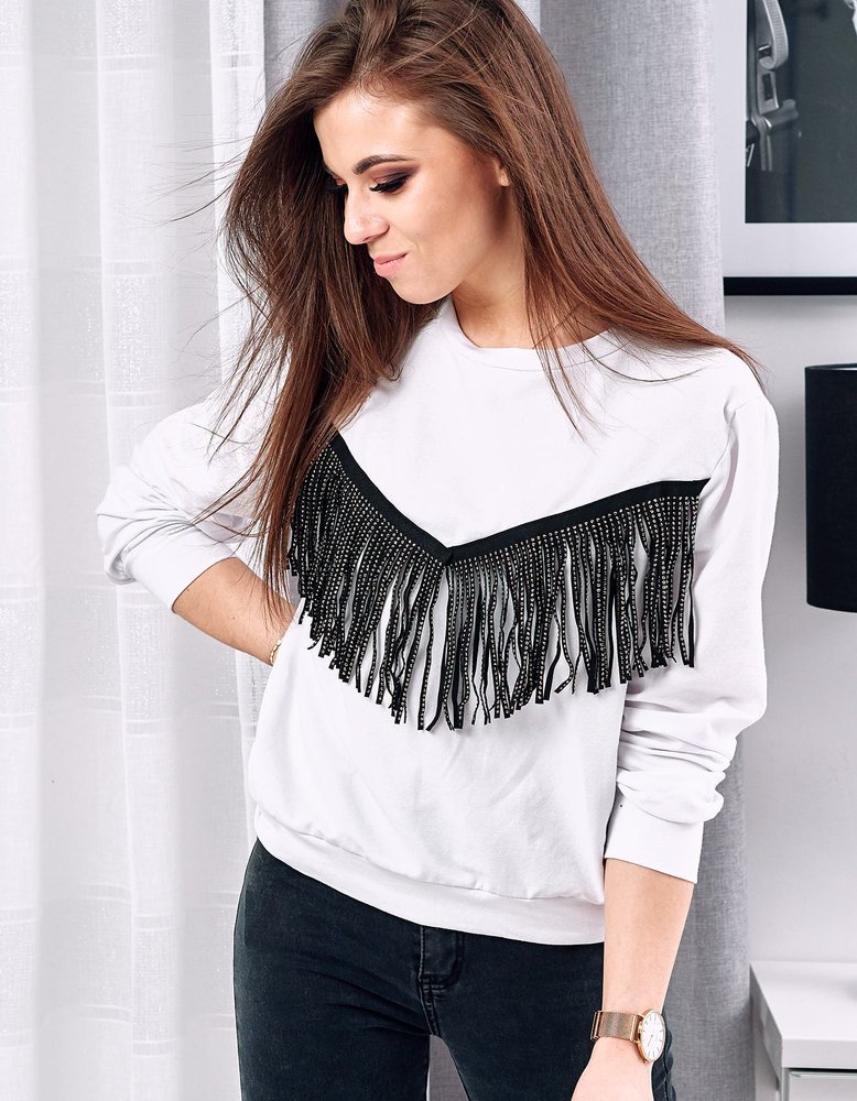 Bluza damska AVIA biała BY0300