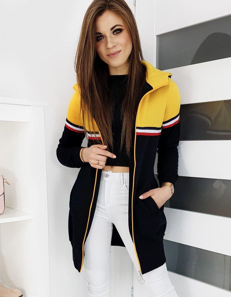 Bluza damska BROOK żółta BY0308