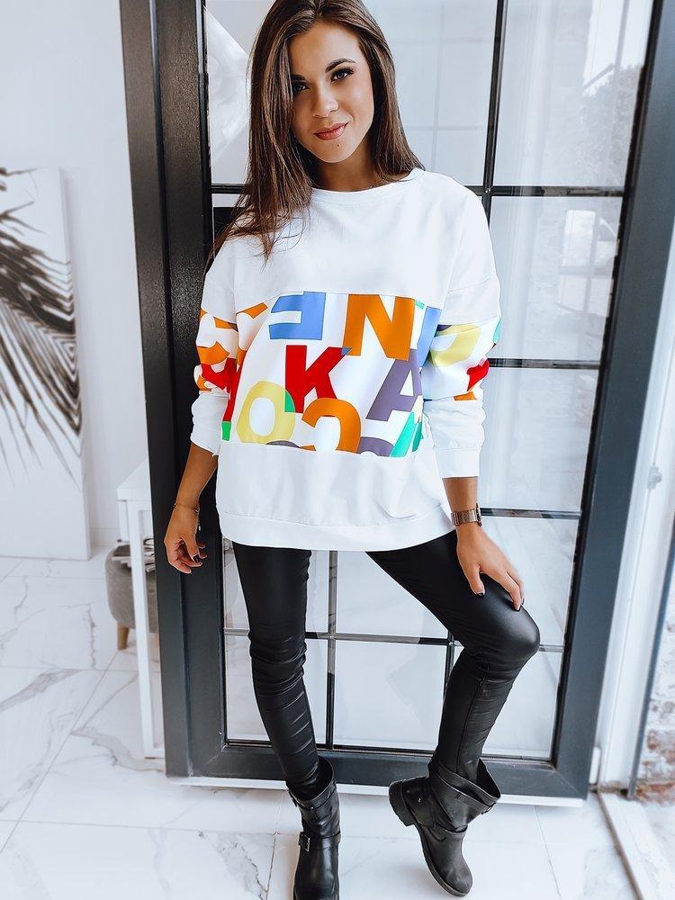 Bluza damska DIURANO biała Dstreet BY0616