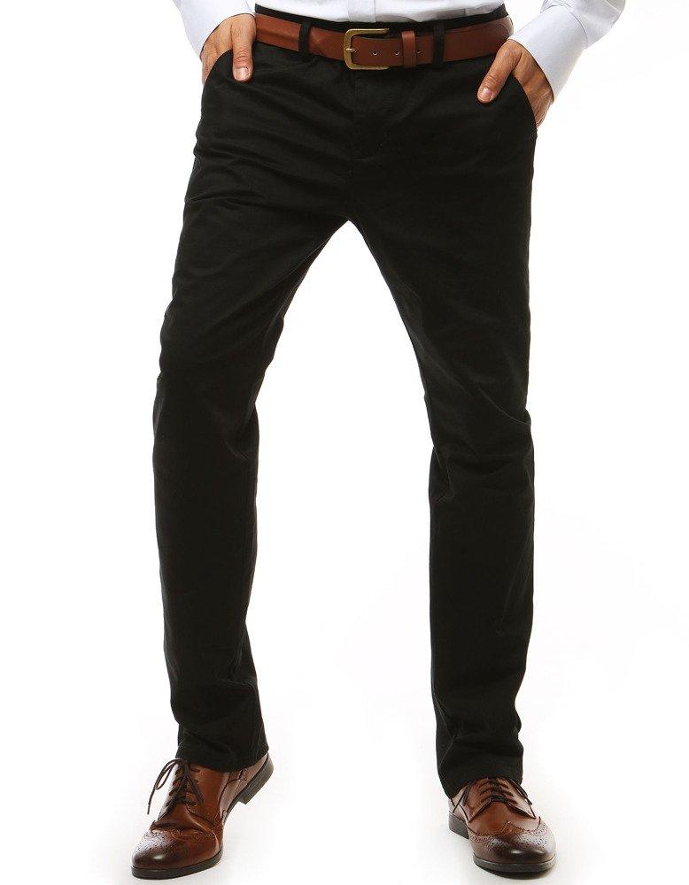Pánske nohavice čierne