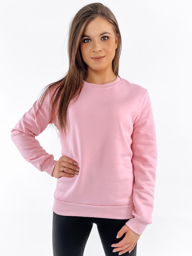 Bluza damska FASHION II różowa BY0159