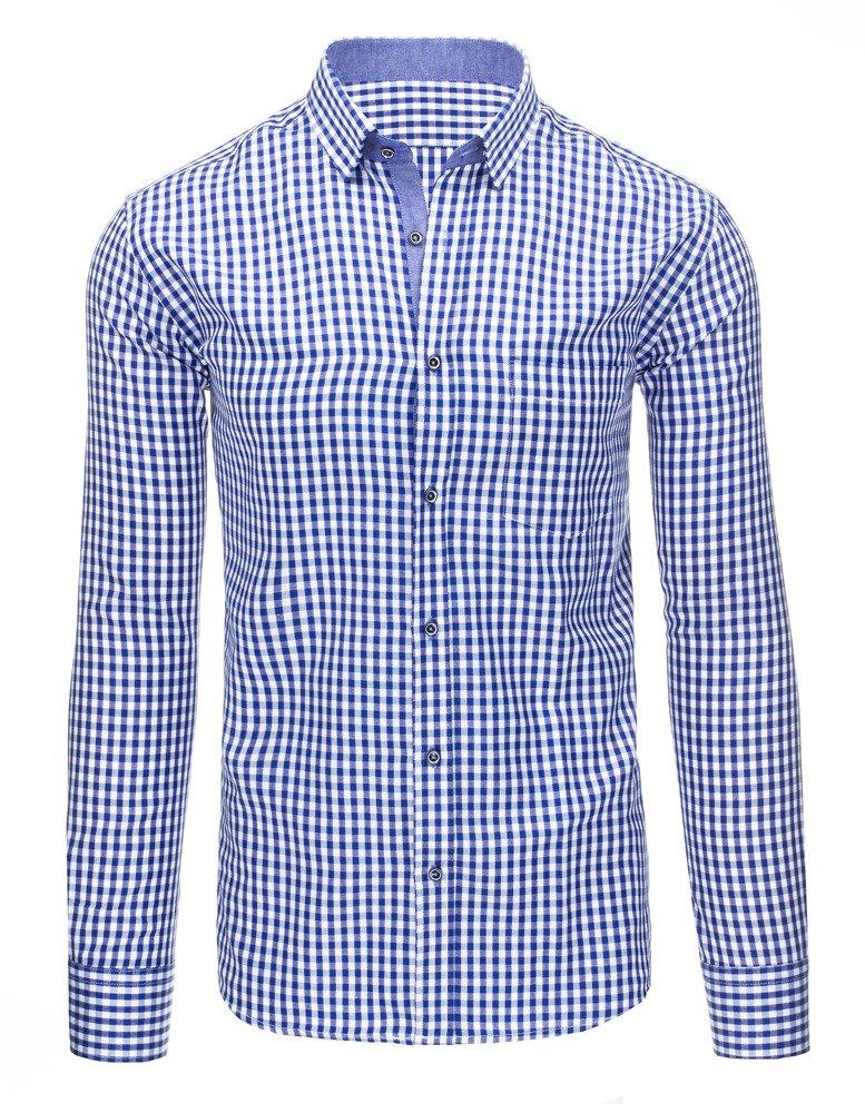 f94e3a5f316a Pánska košeľa svetlo modrá