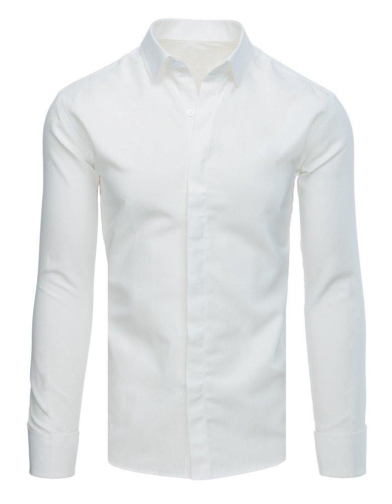 Pánska elegantná košeľa na manžetový gombík (dx1573)