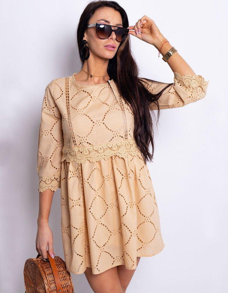 Pekné dámske šaty ALISON (ey0780)