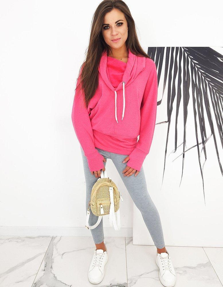 Bluza damska ZINOTELLA różowa BY0332