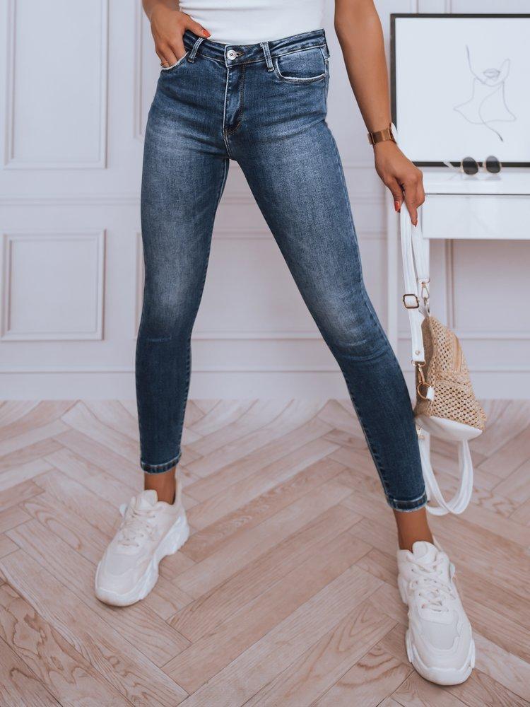 Spodnie damskie jeansowe TAMARA niebieskie Dstreet UY0877