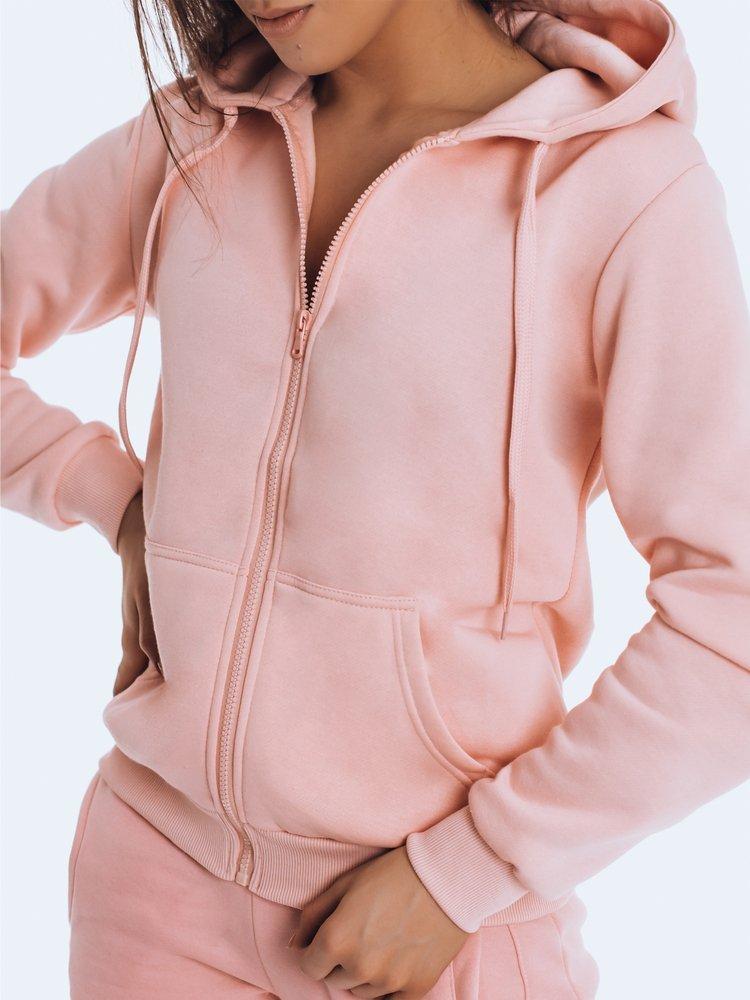 Bluza damska VICTORIA różowa Dstreet BY0764