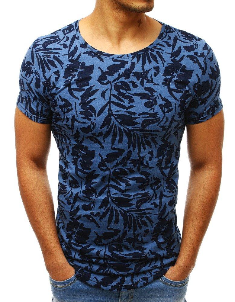 Krátke tričko modré