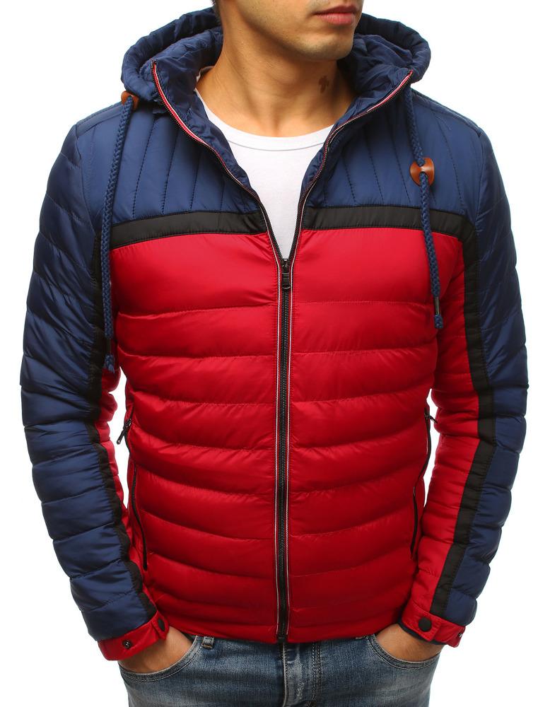 Štýlová pánska bunda na zimu (tx2491)