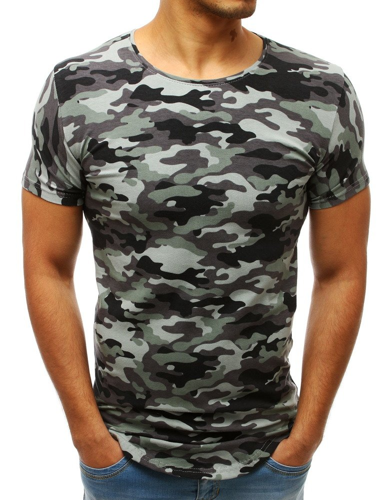 45fc4cf1c Vyberte variant · Krátke tričko sivo čierne