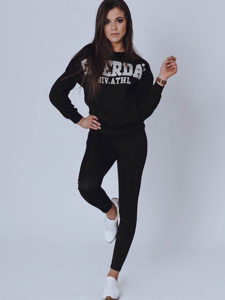 Bluza damska MISSY czarna BY0807