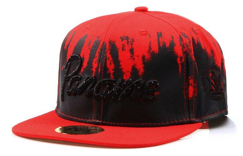 Pánska čiapka snapback červená