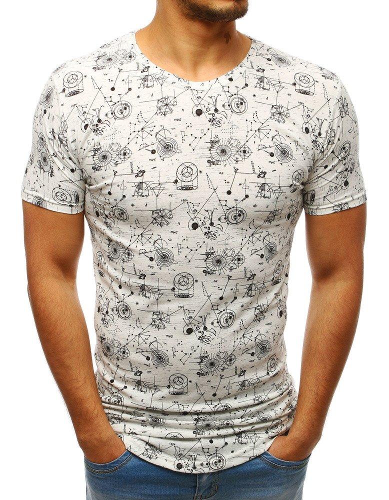 Krátke tričko biele