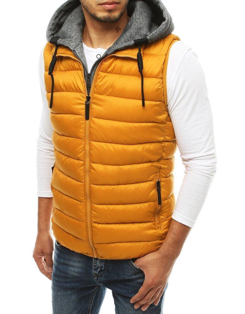 Moderná pánska vesta TX3341