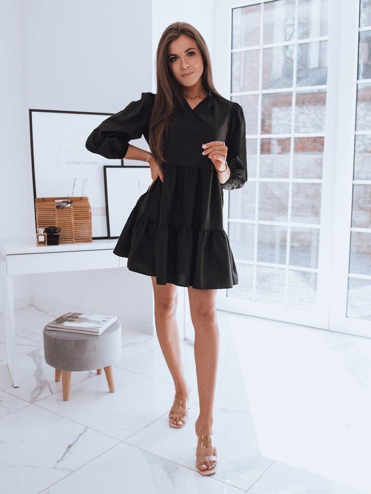Sukienka SALLENTA czarna Dstreet EY1721