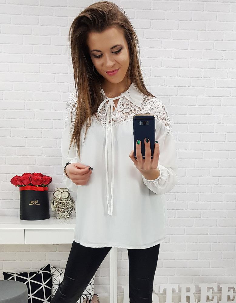 Bluzka damska CALYPSSO biała RY0481