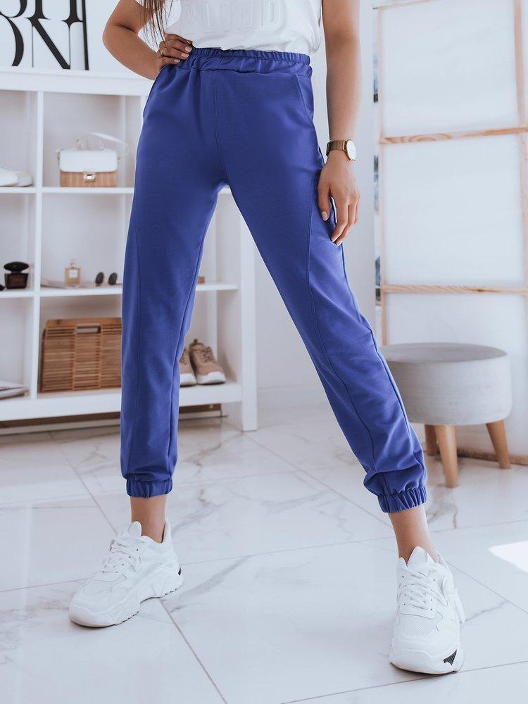 Spodnie damskie dresowe STIVEL chabrowe Dstreet UY0901