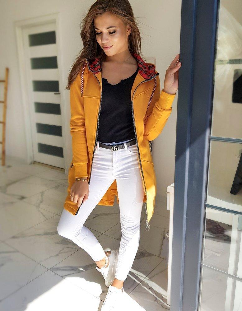 Bluza damska LIVI żółta Dstreet BY0584