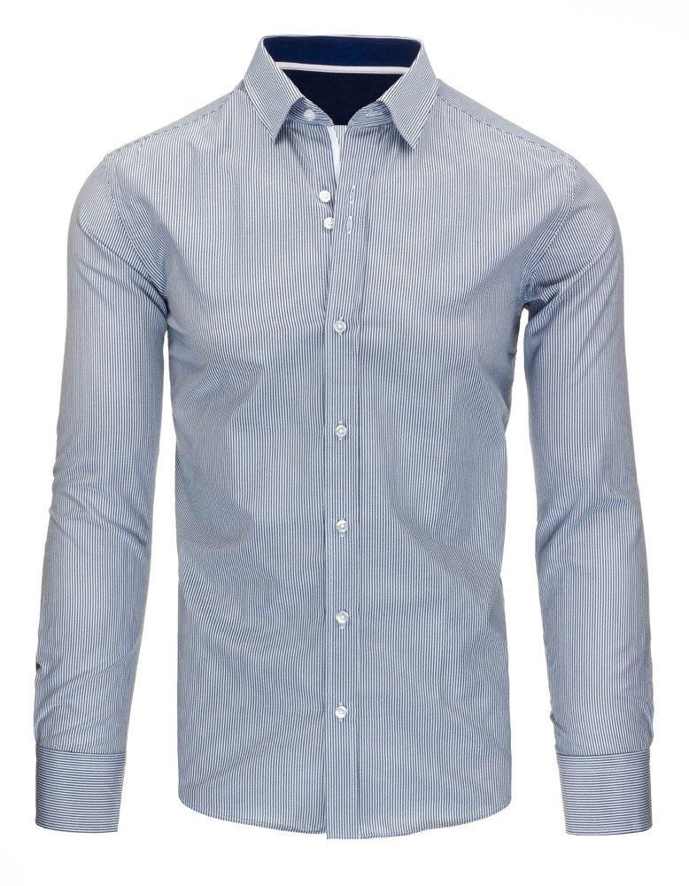 4ef9293435d4 Vyberte variant · Pánska košeľa bielo modrá