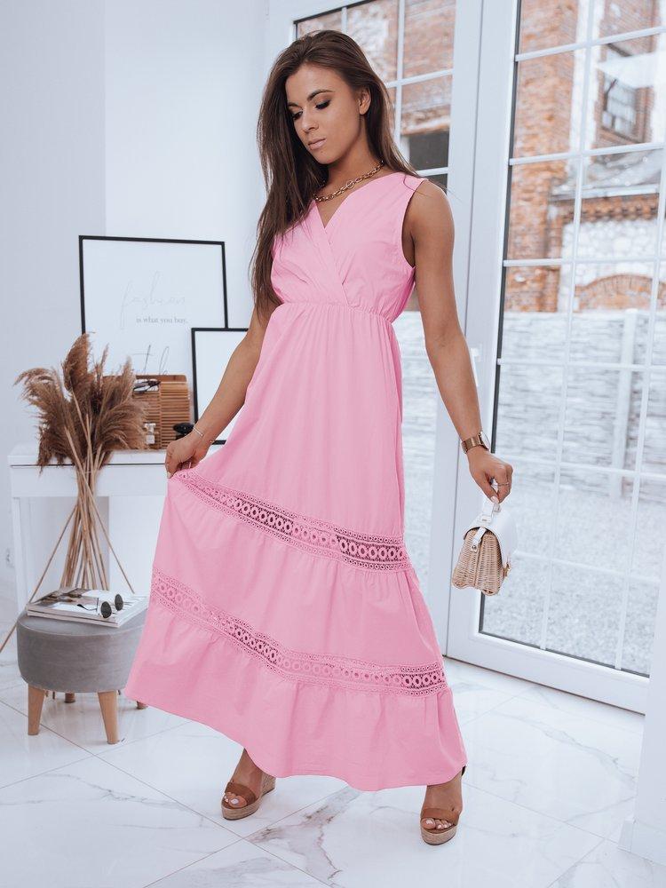 Sukienka DERRA różowa Dstreet EY1728