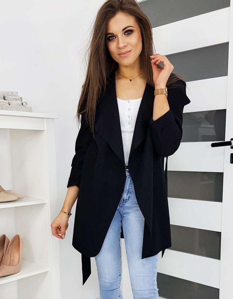 Płaszcz damski KIARA czarny NY0331