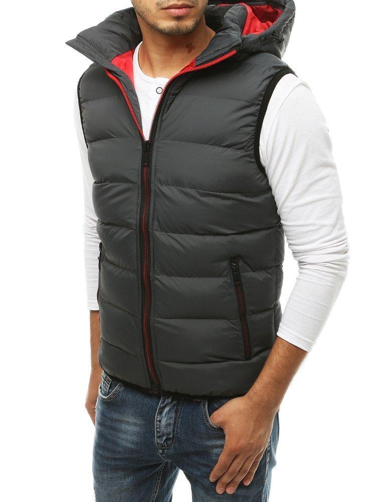 Moderná pánska vesta TX3373