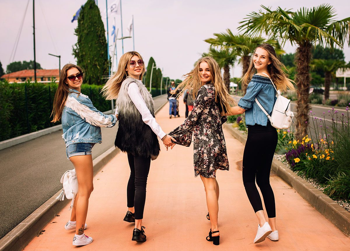 Damskie stylizacje na lato 2019 Blog Dstreet.pl