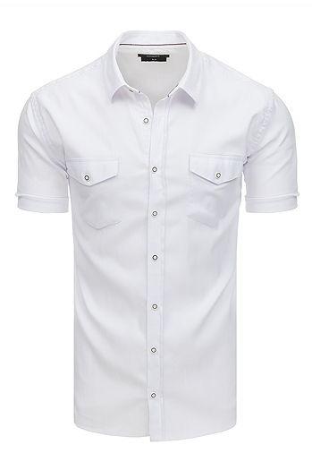 6d7413e1f8e6b5 Modne Koszule Męskie: Krótki i Długi Rękaw - Sklep Dstreet.pl