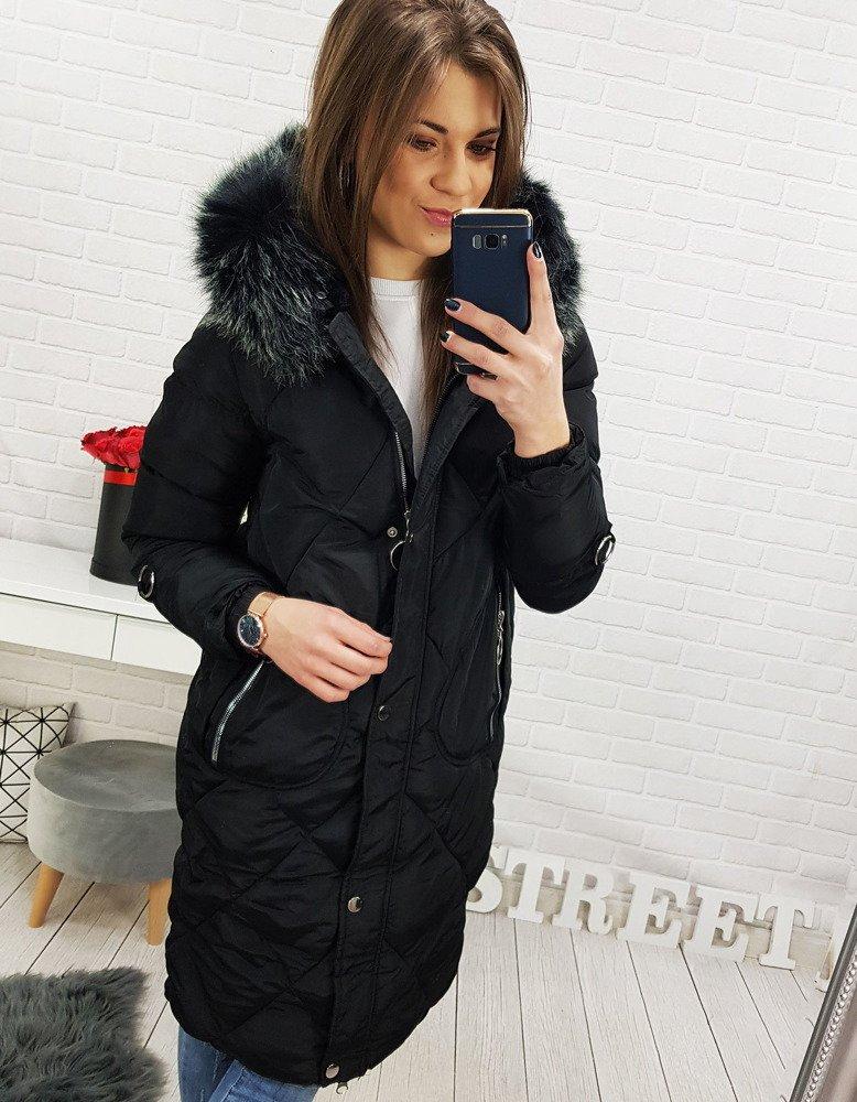 1ad336c1507bb Kurtka damska KENIA zimowa czarna (ty0529) - sklep online Dstreet.pl