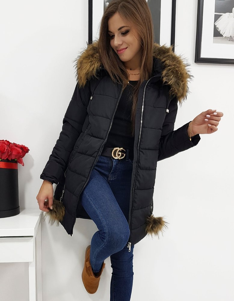 kurtka pikowana damska zimowa | długa kurtka zimowa | kurtki