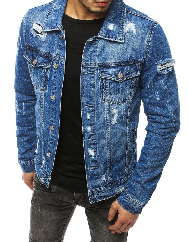 kurtka jeansowa dstreet