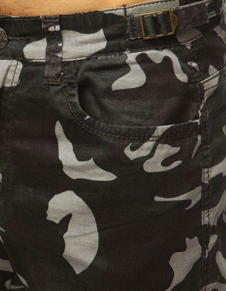 Spodnie bojówki męskie moro UX1987
