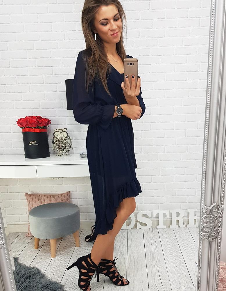 f401bfceb7 Sukienka MARIPOSA granatowa (ey0460) - sklep online Dstreet.pl
