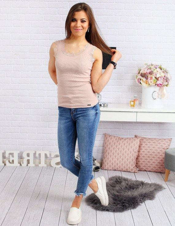 Top damski BLISS PINK (ry0311)