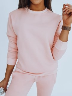 Bluza damska FASHION II baby pink BY0293