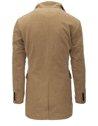 Płaszcz męski kamelowy CX0359A